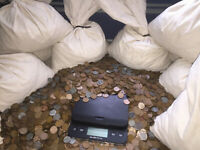 1LB WHEAT PENNY BAG OLD US LINCOLN CENT COINS VINTAGE ESTATE SALE COLLECTION PDS