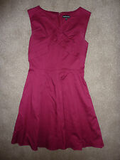 Warehouse pink cocktail, sleeveless dress. Size 12
