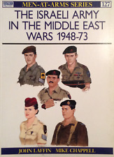 ss Osprey MAA n. 127 - The ISRAELI ARMY in the MIDDLE EAST WARS (1948-1973)