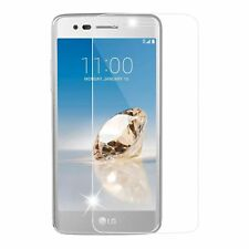 LG Phoenix 3 Clear LCD Screen Protector Guard with Cleaning Micro Fiber Cloth