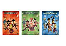 OFFERTA 3 DVD CODE LYOKO  BAMBINI Dvd Cartone Animato