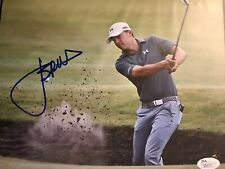 Jordan Spieth Signed Autograph 8x10 Photo PGA Tour JSA Masters