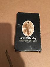 Vintage Richard Wheatley Arran Aluminium Fly Fishing Box 2303 Original Box NEW