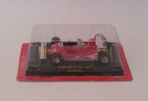 1/43  Altaya  Ferrari 312 T4  # 11  Jody Scheckter  1979 World Champion