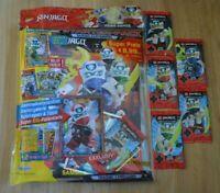 Lego Ninjago™ Serie 5 Trading Card Game 5 Booster + Starterpack Sammelmappe