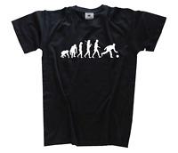 Standard Edition Kegeln I Kegler Bowling Bowler Evolution T-Shirt S-XXXL