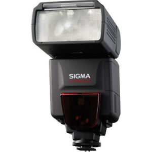 Sigma EF-610 DG ST Electronic Flash for Canon E0-ETTL II