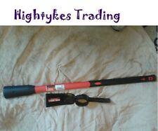 5lb Grubbing Mattock Steel Head pick axe 36in Heavy Duty Fibreglass Handle shaft