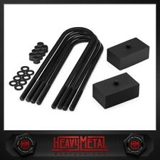 """Fits Ford F-250 / F-350 / Excursion 1999-2020 2"""" Rear Leveling Lift Kit Two Inch"""