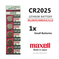 1 Piece CR2025 3v 160mah lithium Battery - Free Shipping