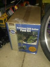 Little Giants Premium 300 Gallon Pond Kit