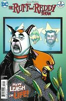 The Ruff And Reddy Show Comic Issue 3 Modern Age First Print 2017 Chaykin Rey DC
