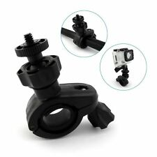 Guidon caméra Tige de selle Clamp Roll Bar Mount pour GoPro Hero 3 3+ 4 5 6