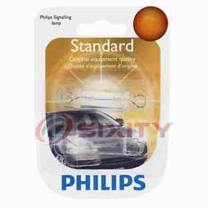 Philips Dome Light Bulb for Mitsubishi Eclipse 2003-2005 Electrical Lighting pd