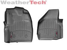 WeatherTech FloorLiner - Ford Super Duty Reg Cab w/o Shifter - 2012-2016 - Black