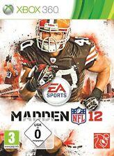 Madden NFL 12 EA Sports Football 2012 (Xbox 360 Spiel) NEU&OVP