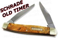 Schrade Old Timer Muskrat 2-Blade Knife Ironwood 77OTW