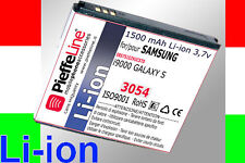 Batteria  per  Samsung i9000 GALAXY i9001 GALAXY S PLUS Li-ion 1500 mAh