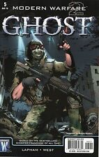 Modern Warfare 2 Ghost #5 (NM)`10 Lapham/ West