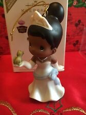 Christmas Disney Hallmark Keepsake Princess Tiana Ornament New IN Box