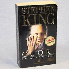 Stephen King CUORI IN ATLANTIDE ed.  I Miti Mondadori n.223 cop.morbida