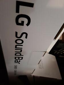 LG SKM5Y Wireless Soundbar With Hi-Res Audio