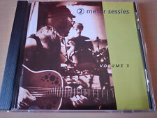 VARIOUS ARTISTS - 2 Meter Sessies (Volume 3) CD New Wave / Pop Rock