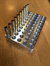 CNC Precision Machined Rifle Reloading Block.308 Case size