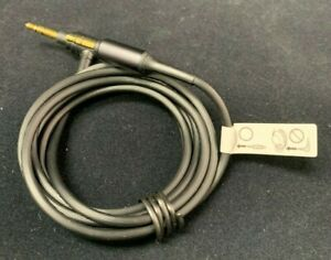 Genuine Sony Headphones 5ft AUX Audio Cable Gold Plated Tips