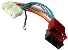 Adaptador cable enchufe ISO para autoradio de Mitsubishi Space Runner Star Wagon