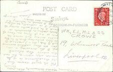 Crowe. Whinmoor Road, West Derby, Liverpool  1938 - Eddie & Mary  JD.1032