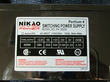 Heico Lighting HVM-60 Neon Power Supply Unused Brand New in Box
