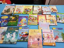 6,5  KG Kinder Buch Paket : Erstleser , Bücherbär, Walt Disney, Gespenster,Balle
