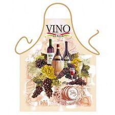 """Vino"" Wine Novelty Apron"