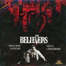 The Believers Original Motion Picture Score Limited Collector Edition Soundtrack