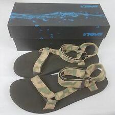 NWT Teva Men's Original Universal Camo Sandal Size 13