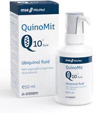 ENZMANN QUINOMIT Q10 - UBICHINOL MSE 50 ML