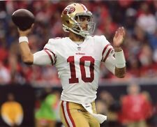 JIMMY GAROPPOLO SAN FRANCISCO 49ERS 8X10 SPORTS PHOTO (JJ-2)