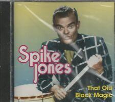 SPIKE JONES - That Old Black Magic - BRAND NEW  - CD