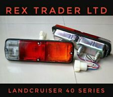 2 × Back lights for Toyota Landcruiser 40 Series BJ40, BJ42, FJ40, FJ43, FJ45.