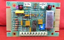ASEA YXO 116, 4890024-LC/1, 2668 156-58/2 CIRCUIT BOARD (3B6)