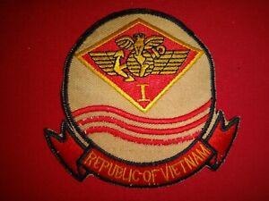 Usmc 1st Marine Flugzeug Flügel (Maw) Republik Von Vietnam War Aufnäher