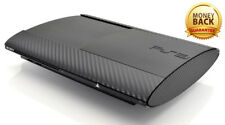 >> PlayStation 3 Super Slim Ps3 CARBON SKIN STICKER DECAL WRAP VINYL <<
