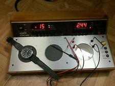 witschi q4000 timing test timegrapher bergeon elma greiner watchmaker uhrmacher