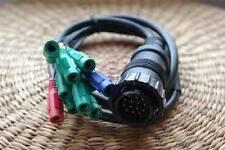 Super Adapter KTS 14Pin LT/Sprinter Cable bananas sockets compatible to Bosch