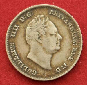 WILLIAM IV GROAT 1836