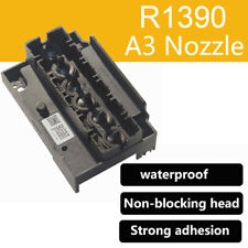 R1390 Print Head for UV DTG Flatbed Printer A3 6 Pass