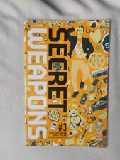 SECRET WEAPONS VOLUME 2 N°3 VO EXCELLENT ETAT / NEAR MINT