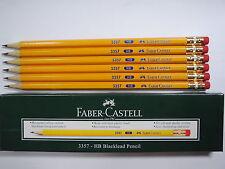 3 X Faber-Castell 0.7mm 2B Super-polímero Fineliner conduce-Paquete de 12 conduce