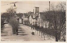 Ansichtskarte Baden Württemberg  Schwenningen a.N.  Bismarckstraße  1937